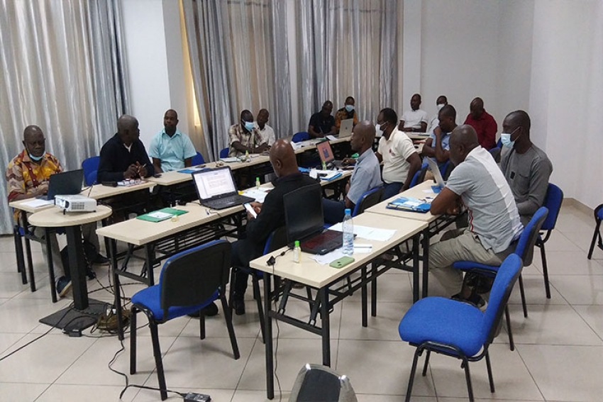 Caritas Central African zone meets in Brazzaville