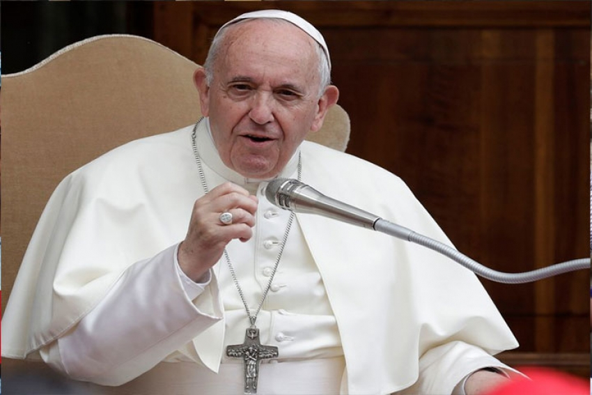Pope Francis' encyclical letter Fratelli Tutti on fraternity and social friendship