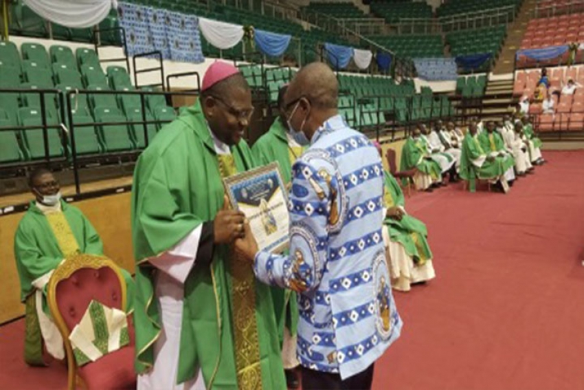 6th National General Assembly of the Catholic Men Association Cameroon
